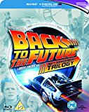 Back to The Future Trilogy [Blu-ray] [1985] [Region Free] Blu Ray