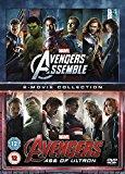 Avengers Age Of Ultron/Avengers Assemble Doublepack [DVD] [2015]