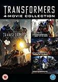 Transformers 1-4 [DVD]