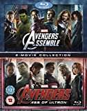 Avengers Age Of Ultron/Avengers Assemble Doublepack [Blu-ray] [2015]