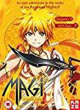 Magi - The Kingdom Of Magic: Season 2 - Part 2 [DVD]