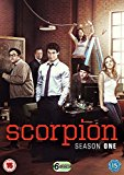 Scorpion - Season 1 [DVD] [2014]
