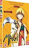 Magi The Kingdom of Magic Season 2 Part 1 [DVD]