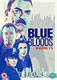Blue Bloods - Season 1-5 [DVD] [2014]