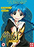 Magi - The Kingdom Of Magic: Season 2 - Part 2 [Blu-ray]