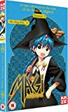 Magi The Kingdom of Magic Season 2 Part 1 [Blu-ray]