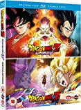 Dragon Ball Z: Battle Of Gods/Resurrection Of F [Blu-ray]
