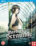 Mardock Scramble - The Trilogy Collection (Incl. First Compression, Second Exhaust, Third Exhaust) Blu-ray