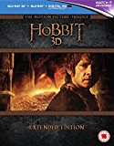 The Hobbit: Trilogy - Extended Edition [Blu-ray]
