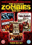 The Ultimate Zombies Box Set [DVD]