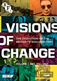 Visions of Change Volume One: THE BBC (3-DVD set)
