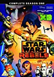 Star Wars Rebels Season 1 [DVD]