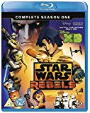 Star Wars Rebels [Blu-ray] [Region Free] Blu Ray
