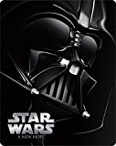 Star Wars : A New Hope [Steelbook] [Blu-ray] [1977]