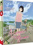 Letter to Momo - Collector's Edition [Dual Format] [Blu-ray]