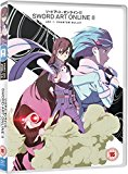Sword Art Online II, Part 2 (Limited Edition) [Dual Format] [Blu-ray]