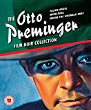 Otto Preminger Film Noir Collection (Limited Edition 3 - disc Blu-ray set)