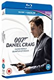 The Daniel Craig Collection - Casino Royale/Quantum of Solace [Blu-ray + UV Copy]