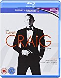 The Daniel Craig Collection - Casino Royale/Quantum of Solace/Skyfall [Blu-ray + UV Copy]