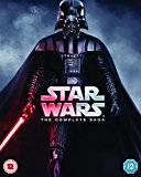 Star Wars - The Complete Saga [Blu-ray] [1977]