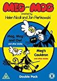 Meg and Mog Doublepack DVD