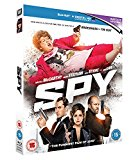 Spy [Blu-ray + UV Copy]
