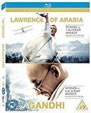 Ghandi/Lawrence Of Arabia [Blu-ray] [2015] [Region Free]