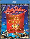 Monty Python and the Holy Grail (40th Anniversary Limited Edition Gift Set) [Blu-ray]