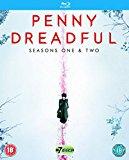 Penny Dreadful - Season 1-2 [Blu-ray]