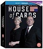 House Of Cards: Seasons 1-3 [Blu-ray]