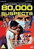80,000 Suspects DVD
