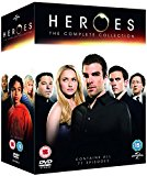 Heroes: The Complete Series 1-4 [DVD]