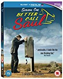 Better Call Saul - Season 1 [Blu-ray] Blu Ray
