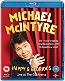 Michael McIntyre - Happy & Glorious [Blu-ray] [2015]