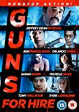 Guns For Hire [DVD]