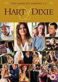 Hart Of Dixie - Season 1-4 [DVD]