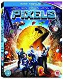 Pixels [Blu-ray] [Region Free]