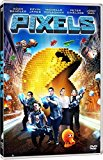 Pixels (Limited Edition Steelbook) [Blu-ray] [Region Free]