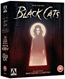 Edgar Allan Poes Black Cats: Two Adaptations by Sergio Martino & Lucio Fulci Dual Format [Blu-Ray + DVD]