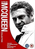 The Steve Mcqueen Collection - Tom Horn / Towering Inferno / Bullitt / The Cinncinatti / Never So Few [DVD]