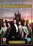 Downton Abbey - Series 6  [2015] DVD