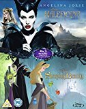 Maleficent /Sleeping Beauty [Blu-ray] [Region Free]
