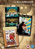 Wes Anderson Boxset [DVD]