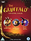 The Gruffalo and Other Stories (The Gruffalo/The Gruffalo's Child/Room On The Broom) DVD
