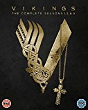 Vikings: Season 1-3 [DVD]