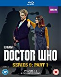 Doctor Who - Series 9 Part 1 [Blu-ray]
