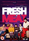Fresh Meat: Series 4 [DVD]