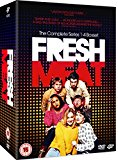 Fresh Meat: Series 1-4 [DVD]