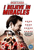 Brian Clough: I Believe in Miracles  [2015] DVD