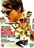 Mission Impossible: Rogue Nation [DVD]